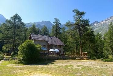 Rifugio Levi Molinari, Grange della Valle, GRV, Via Alpina, Sentiero Balcone
